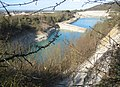 Chinnor, Flooded chalk quarry and SSSI - geograph.org.uk - 753155.jpg