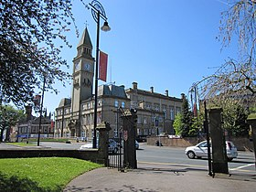 Municipal Borough Of Chorley Wikipedia