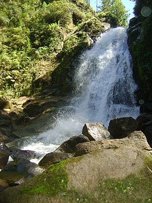 La Yeguada - Waterfall in La Yeguada, Veraguas