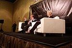 Chris Christie & Cindy McCain (10998804465).jpg