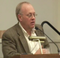 Chris Hedges at Church of All Souls in New York City February 7, 2012 (07).png