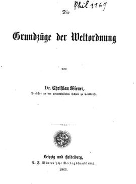 Christian Wiener