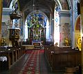 Chruszczobrod churchinside.JPG