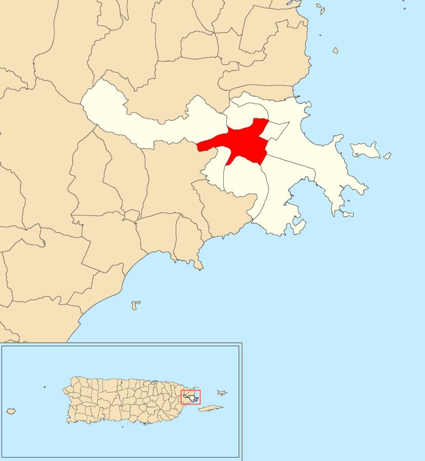 Chupacallos, Ceiba, Puerto Rico