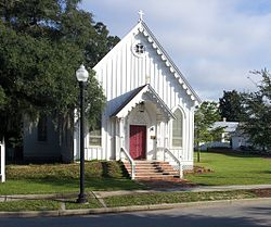 Episcopal Church In Lake City Fl