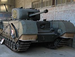 Infantry Tank Mk IV Churchill