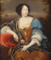 Circle of Mignard - Presumed portrait of Élisabeth Marguerite d'Orléans (so-called Louise de Kérouaille).png