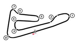 Resultado de imagen de mores circuit
