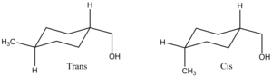 4-Methylcyclohexanemethanol - The cis and trans isomers of MCHM.