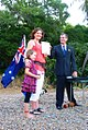 Citizenship ceremony on beach near Cooktown, Queensland. 2012.jpg