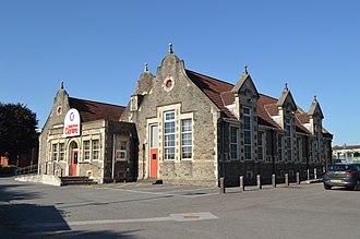 City Academy Bristol - Sixth form centre