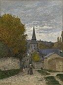 Claude Monet - Street in Sainte-Adresse (1867).jpg