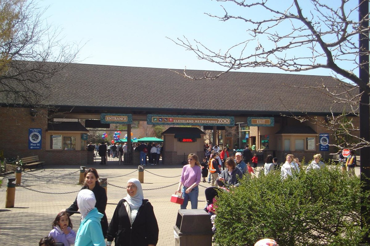 Cleveland Metroparks Zoo - Wikipedia