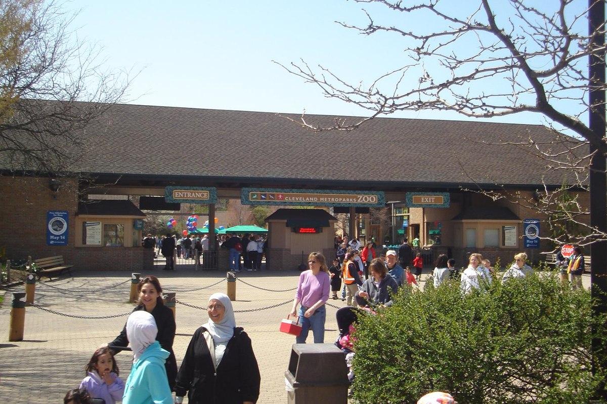 Cleveland Zoo Rainforest Cafe