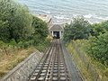 Cliff Railway at The Spa, Scarborough - geograph.org.uk - 1477935.jpg