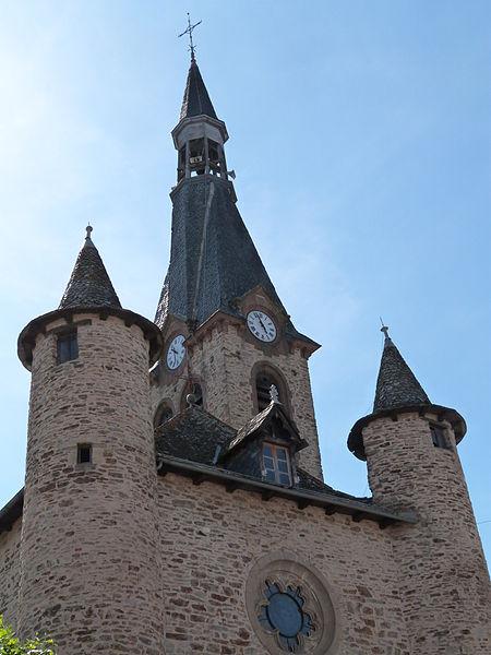 Narbonne Version 3 1: File:Clocher De L'église De Naucelle.JPG