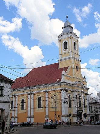 Evangelical Lutheran Church of Romania - The main Evangelical-Lutheran church in Cluj