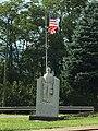 Coal miner memorial statue in Pittston, Pennsylvania.jpg
