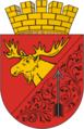 Coat of Arms of Gusev (Kaliningrad oblast).png