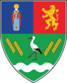 Coat of arms of Opovo.png