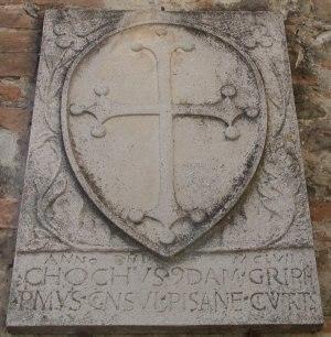 Pisan cross