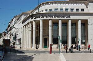 Caixa Geral de Depósitos in Coimbra