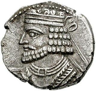 Parthian king