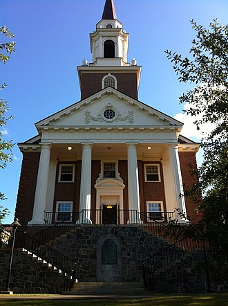 Colby College - Lorimer Chapel