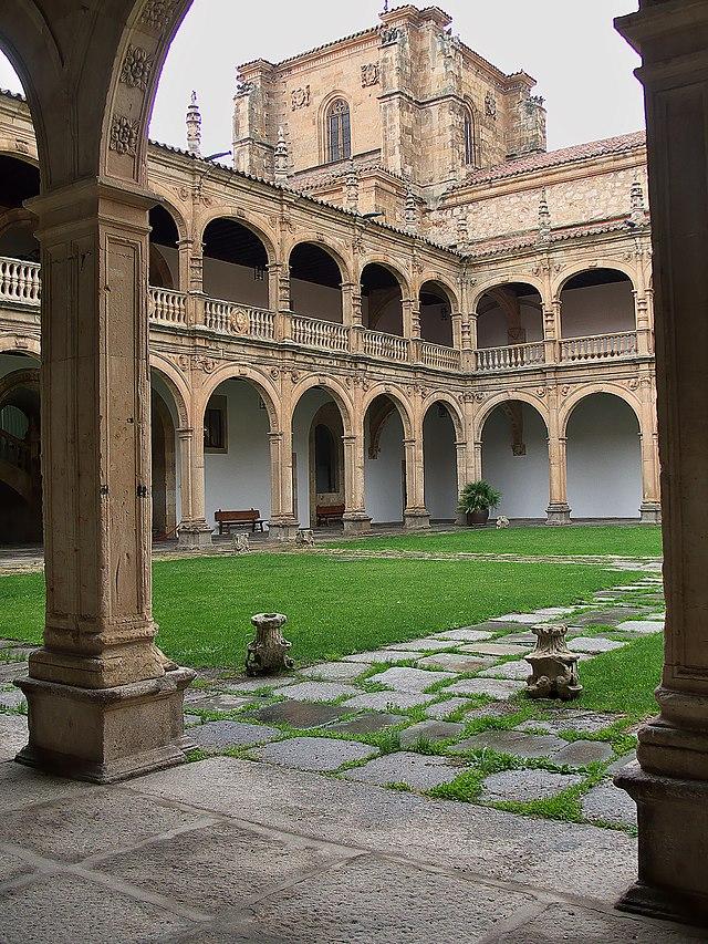 Colegio Mayor de Santiago el Zebedeo
