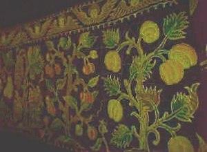Hollingbourne - The Colepeper Cloth c.1650