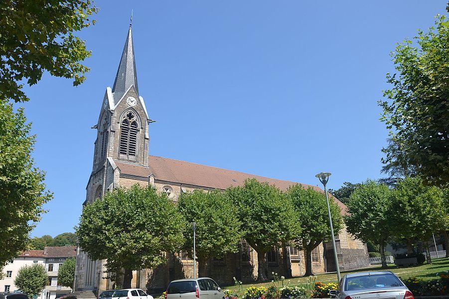 église Saint Martin de Coligny