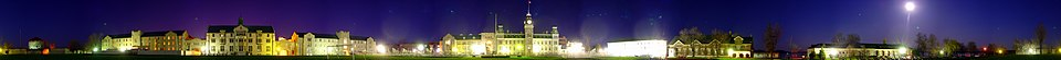 The Royal Military College of Canada in Kingston, Ontario