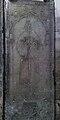 Collégiale de St Gengoult, Toul, 2009 (pierre tombale médiévale 2).jpg