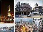 Włochy - Genua, Ponente, Sestri Ponente