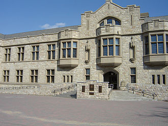 Peter MacKinnon Building - College Building