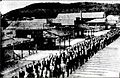 Collinsville mine disaster - funeral procession.JPG