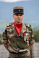 Colonel Franck Margelidon 28e Groupe Géographique juin 2013.jpg