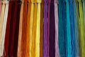 Colourful thread in Chinatowns market streets (6491930649).jpg