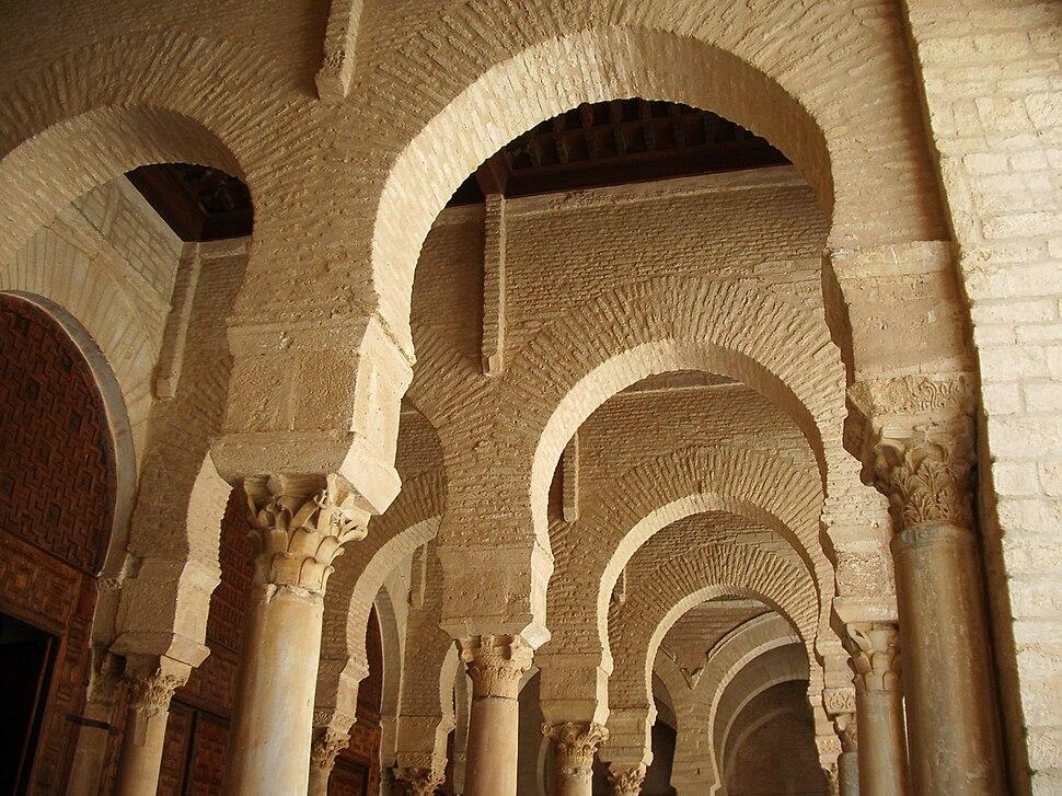 Columnes - Gran Mesquita de Kairuan