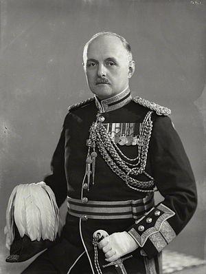 Colville Wemyss - General Sir Colville Wemyss