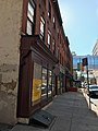 Commercial block proposed for demolition, 347-357 N. Calvert Street, Baltimore, MD 21202 (40101063291).jpg