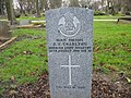 Commonwealth War Grave in Jarrow Cemetery (WW1-10) - geograph.org.uk - 1603457.jpg