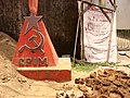 Communists and Coconuts - Kozhikode - India.JPG