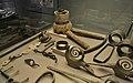 Components de rodes i carruatges, segle III dC, Neupotz, Museu Històric del Palatinat.JPG