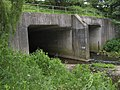 Concrete culvert carrying the A168 over the Codbeck - geograph.org.uk - 860463.jpg