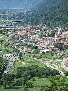 Condino Comune in Trentino-Alto Adige/Südtirol, Italy
