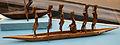 Congo, canoe, model in the Vatican Museums.jpg