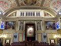 Congreso de los diputados, Tribuna, Madrid, España, 2015 01.JPG