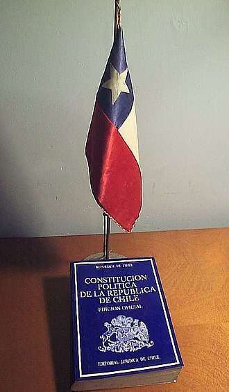 1980 Chilean constitutional referendum - 1980 constitution
