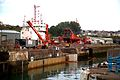 Construction of additional Lock Gates at Milford Haven.jpg